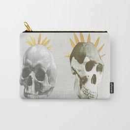 Skullflower Carry-All Pouch