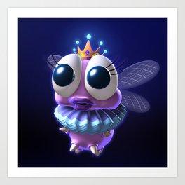 Princess Lumina Art Print