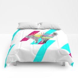 Slinky Cat Comforters
