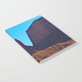 Blue Sky & Rock Notebook
