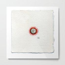 Rambutan - Drawing #8 Metal Print