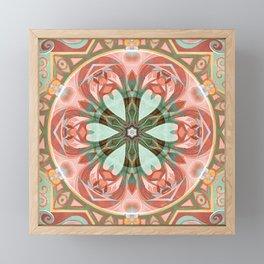 Mandalas of Forgiveness & Release 7 Framed Mini Art Print