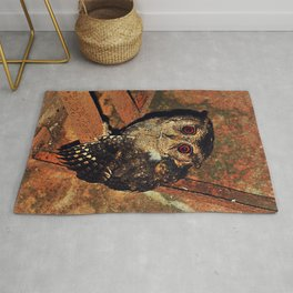 Owl / Photography / Bird Photography / Sexycuteamiee / AmyTmy Prints Rug