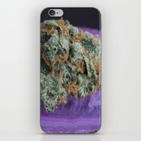 medical iPhone & iPod Skins featuring Jenny's Kush Medical Weed by BudProducts.us