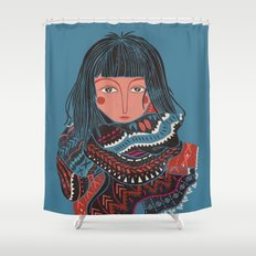The Nomad Shower Curtain