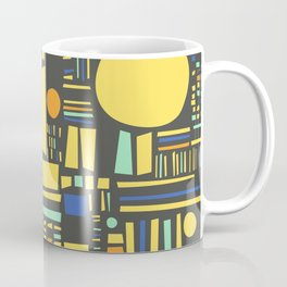 Sunshine Study #6 Coffee Mug