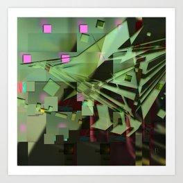 Reality Recursion: #003 Art Print