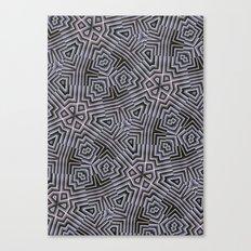 Di-simetrías 1 Canvas Print