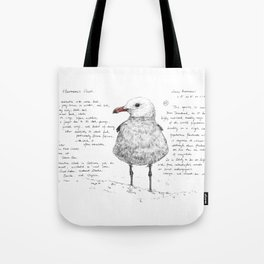 Heermann's Gull Tote Bag
