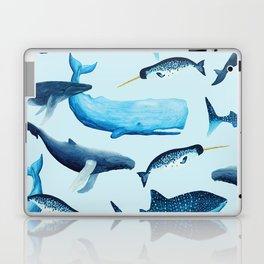 Creatures of the Seas Laptop & iPad Skin