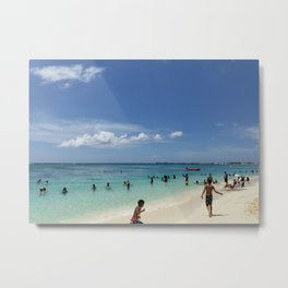 The Grand Cayman Experience Metal Print