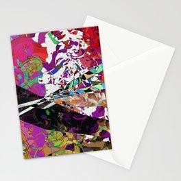 Battle Scene Stationery Cards