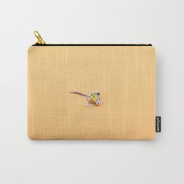 Dead daisy in orange Carry-All Pouch