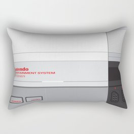 Nintendo Nes Rectangular Pillow