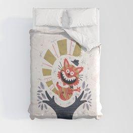 Cheshire Cat - Alice in Wonderland Comforters