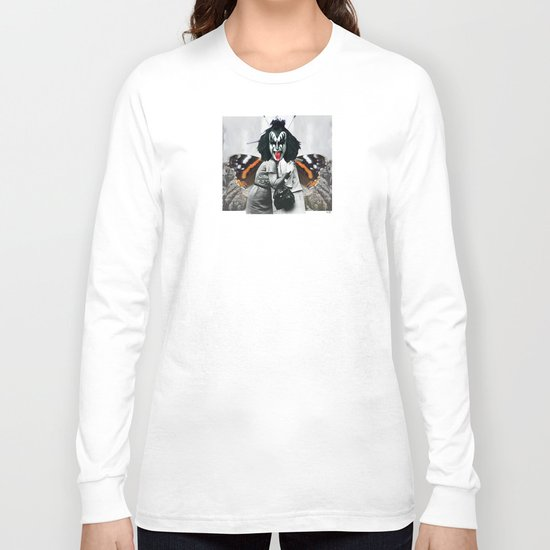 The last Kiss Collage Long Sleeve T-shirt