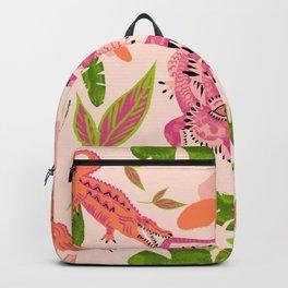 Crocodile love 2 Backpack