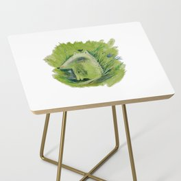 A very good Wolf Side Table
