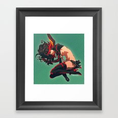 Kill La Kill Framed Art Print