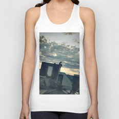 commence.  Unisex Tank Top