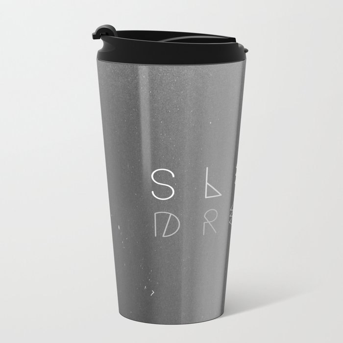 Fall Metal Travel Mug