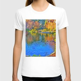Painted Pond T-shirt