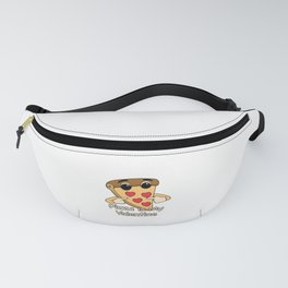 Pizza Valentines Day Funny Fanny Pack