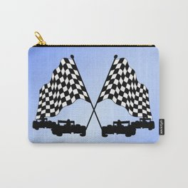 Race Cars Carry-All Pouch