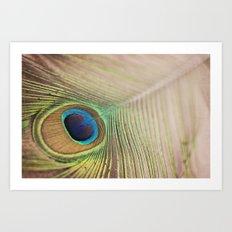 Iridescence Art Print