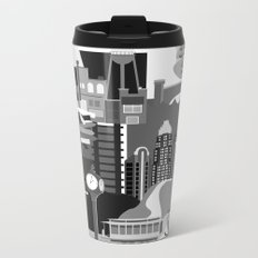 Charlotte Metal Travel Mug