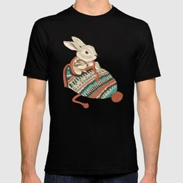 cozy chipmunk T-shirt