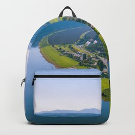 Rathen and the Elbe river Backpack