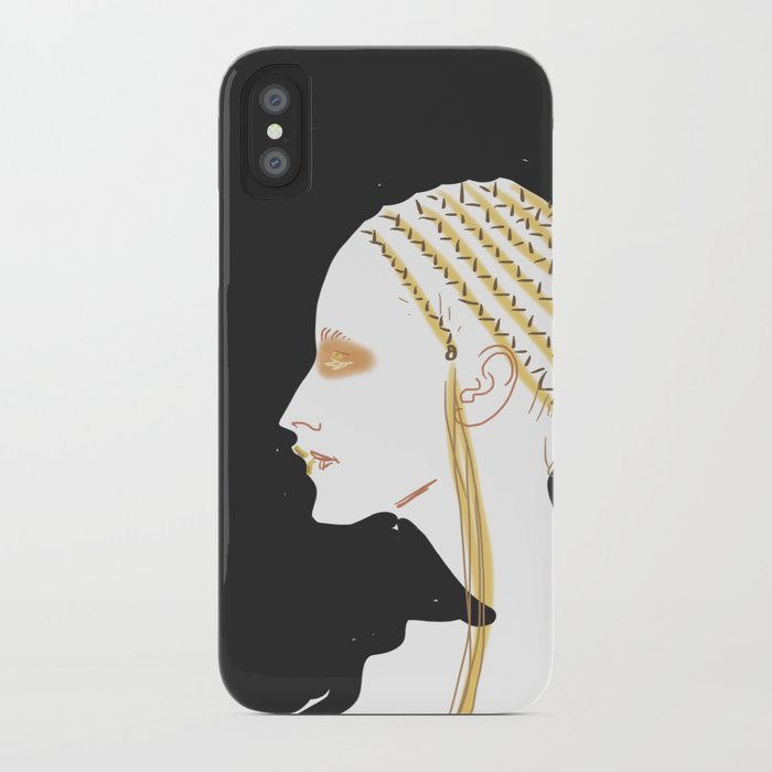 Golden Touch iPhone Case
