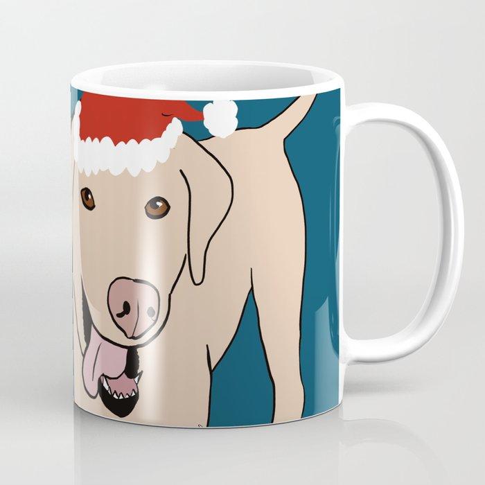 Labs Love Christmas! Coffee Mug