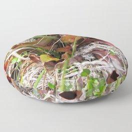 Pitcher Plant 01 Floor Pillow