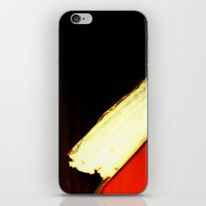 Abstract photo called Mowed iPhone & iPod Skin