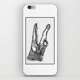 Croc iPhone Skin