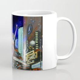 Summer in the City Coffee Mug