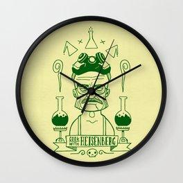 Breaking Bad - Cook with Heinsenberg Wall Clock
