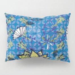 Kabuki_lotus Pillow Sham
