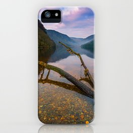 Silent Morning - Ireland (RR215) iPhone Case