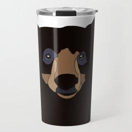 Canadian Black Bear Travel Mug
