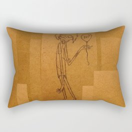 Thomas Bently Rectangular Pillow