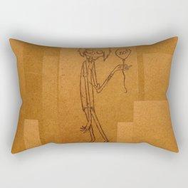 Thomas Bently Rectangular Pillow