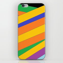 Roots - Colour Wrap iPhone Skin