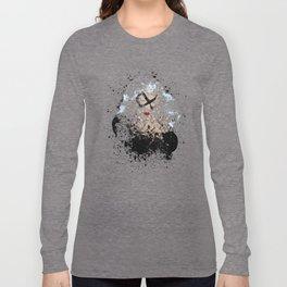 The Black Kitty Long Sleeve T-shirt