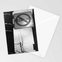 Sign Of the Times Stationery Cards