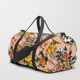Flowery Chains Duffle Bag