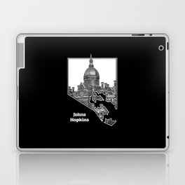Johns Hopkins Laptop & iPad Skin