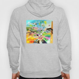 Sunset Overdrive Hoody